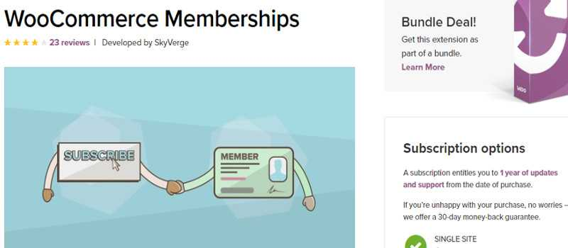 What Is the Best Membership Plugin for WordPress? WooCommerce Memberships