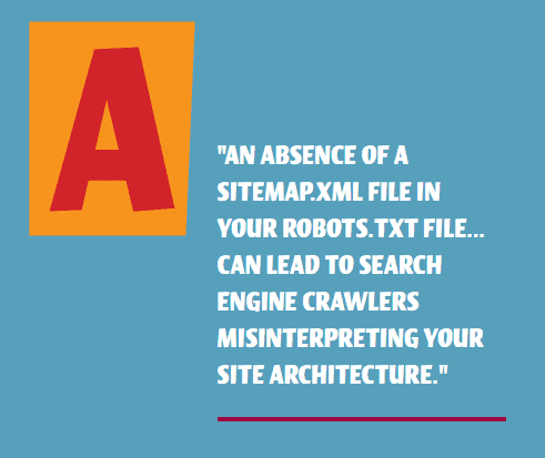 Common SEO Mistakes to Avoid in 2020: Overlooking to Add Your Sitemap to Your Robots.txt File