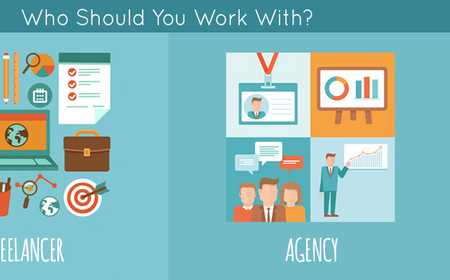 Six Reasons Why it's Better to Work With an Agency Instead of a Freelancer