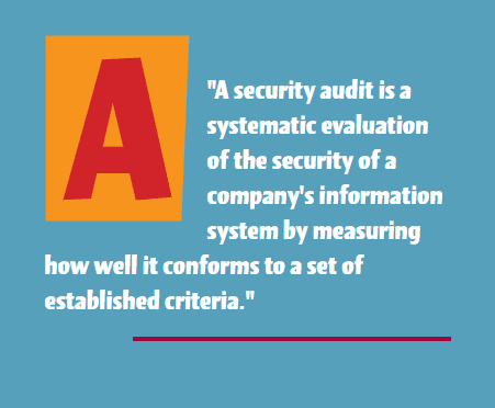 What Is a Security Audit Report?