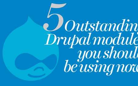 Our Top 5 Drupal 8 Modules