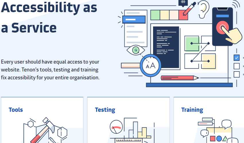 5 Best Web Accessbility Testing Tools: Chrome Extensions- Tenon