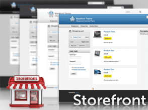 Free Drupal 7 eCommerce Themes- Storefront