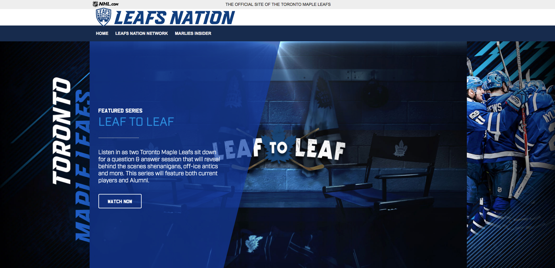 MLSE - Toronto Maple Leafs Nation