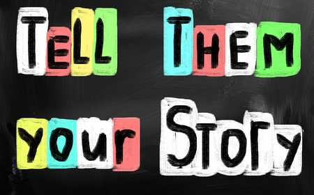 What's Your Story? Tell It on Your About Page!