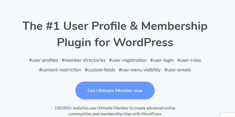 What Is the Best Membership Plugin for WordPress? Ultimate Member