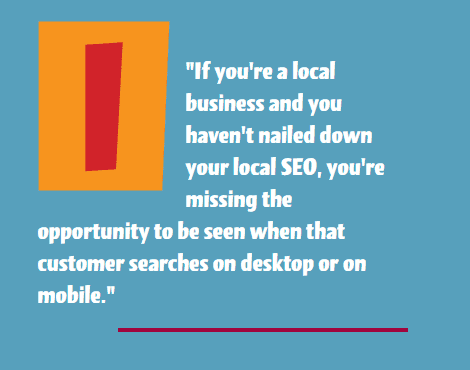 Common SEO Mistakes to Avoid in 2020: Not Optimizing for Local Search