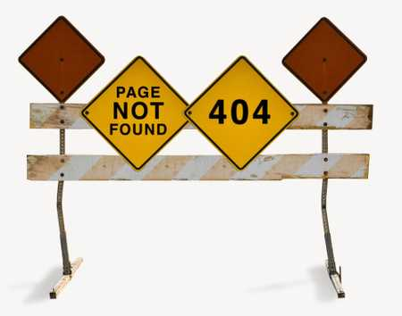 How to Cleverly Craft Your 404 Error Page to Keep Users on Your Site
