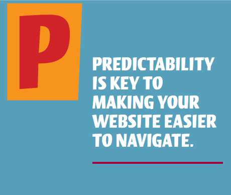 What Makes a Website Easy to Navigate? Put Your Navigation Where Users Expect to Find It