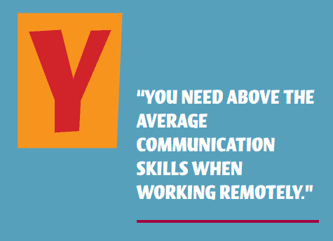 How to Work Remotely from Home: Hone and Adjust Your Communication Skills