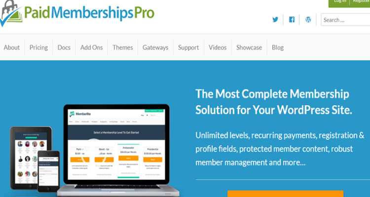 What Is the Best Membership Plugin for WordPress? Paid Memberships Pro
