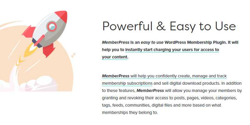 What Is the Best Membership Plugin for WordPress? MemmberPress