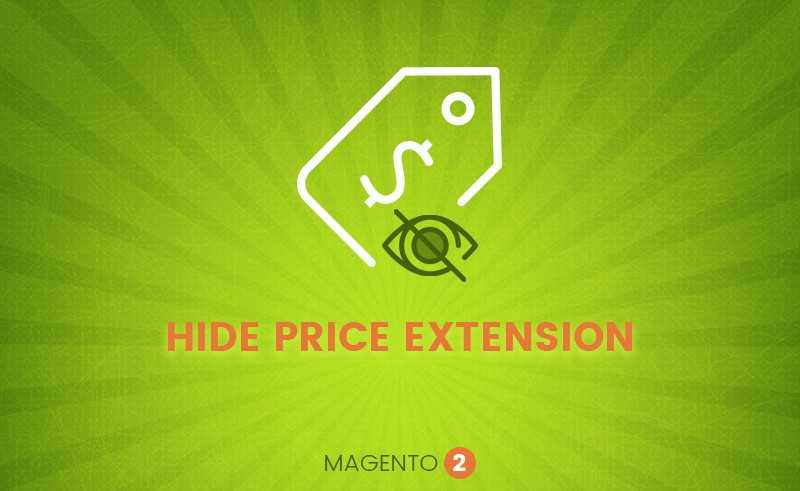 Best Magento 2 Extensions: Hide Price